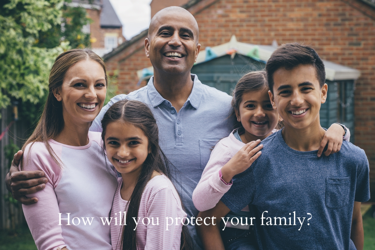 Let us help you navigate all your options to insure your family's future.