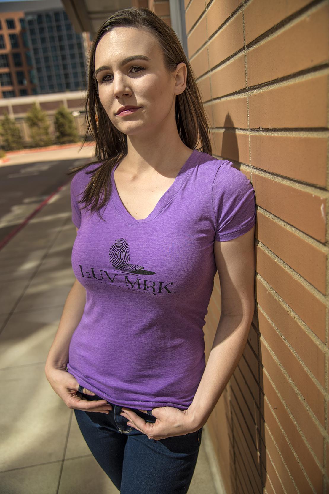 Purple V-Neck. Kayla.jpg