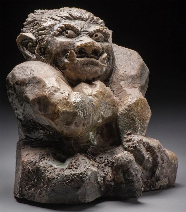 Figure 2: Ikuzo Fujiwara.Courtesy of  Dublin Art's Council .