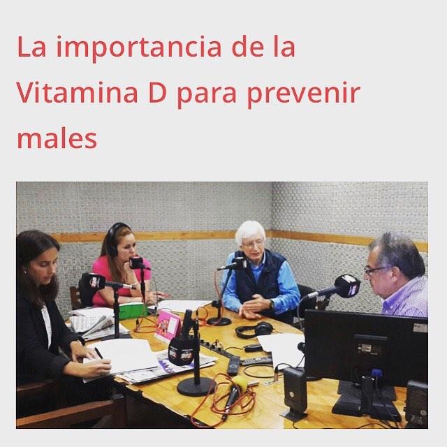 Interpretación consecutiva de entrevistas al Dr. Michael Holick que visitó Paraguay para hablar de la importancia de la vitamina D y los riesgos de su deficiencia. @mfholick #sunnyD #vitaminD #interpreter #sanofi