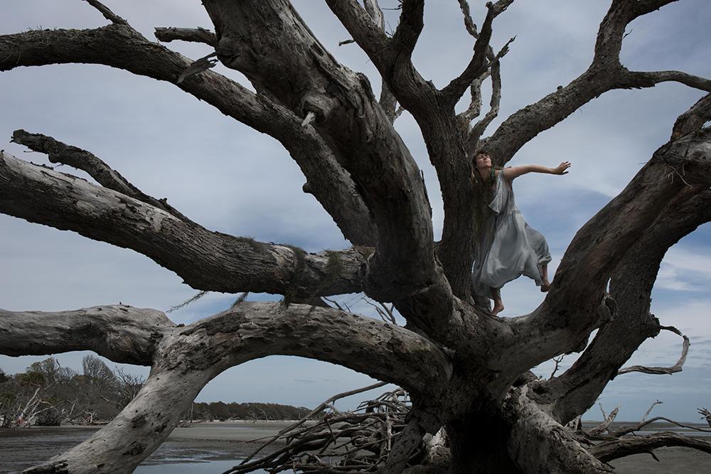 Nicole, Archetype: The Visionary