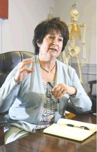 Dr. Colleen Schmitt Galen Digestive Health CHCMS 2019 President