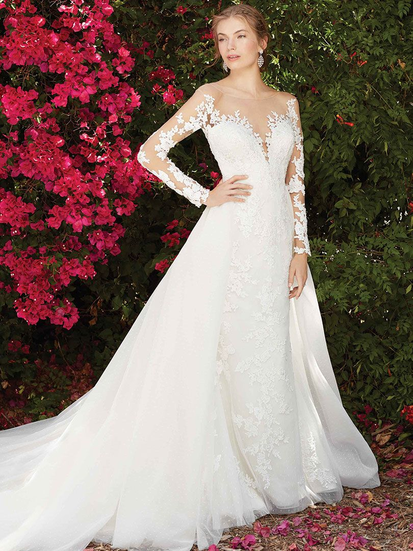 Casablaca Bridal Gown Collection 2017