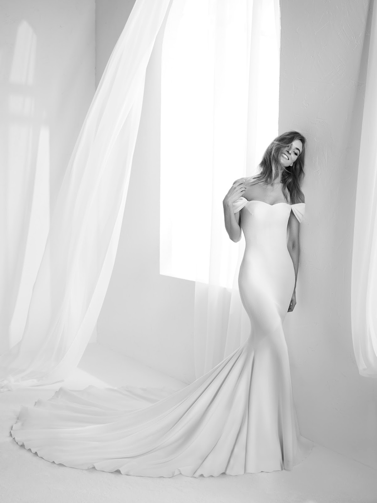 Pronovias Wedding Dress Collection 2018