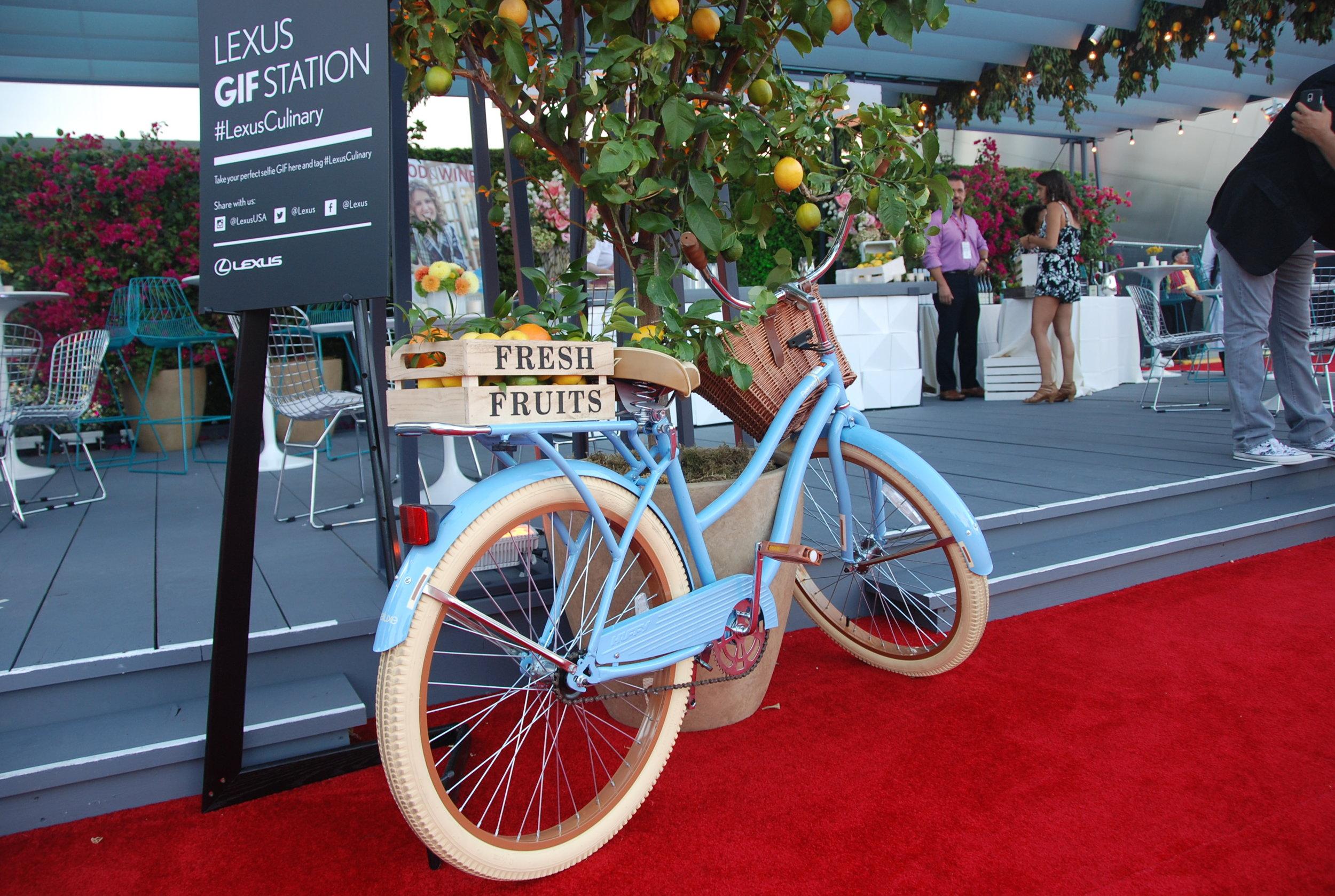 Lexus food & wine festival     - STRATEGY, Events -