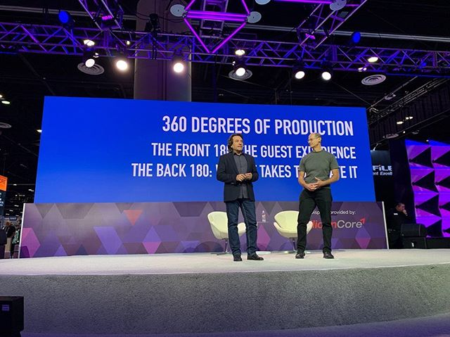 Had such a great time in Orlando last week at Infocomm 2019! 👏🏻Bravo👏🏻 to Julio and Glenn for putting on such a great presentation. Here's a few highlights from their time on stage. Thanks again @infocommshow for having us 🎤
