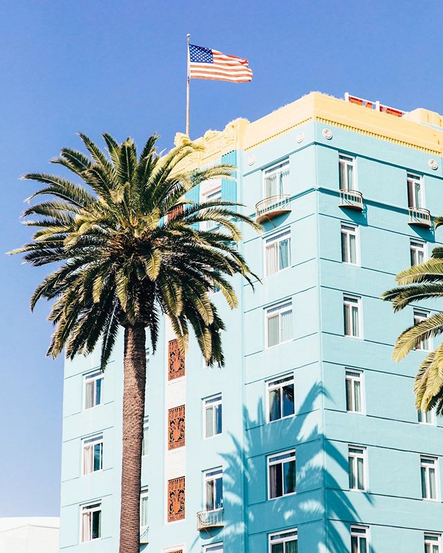 Wishing you a safe and Happy 4th from sunny Santa Monica! 🇺🇸🌴
