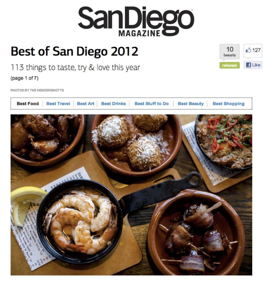 Isola Pizza Bar_San Diego Magazine