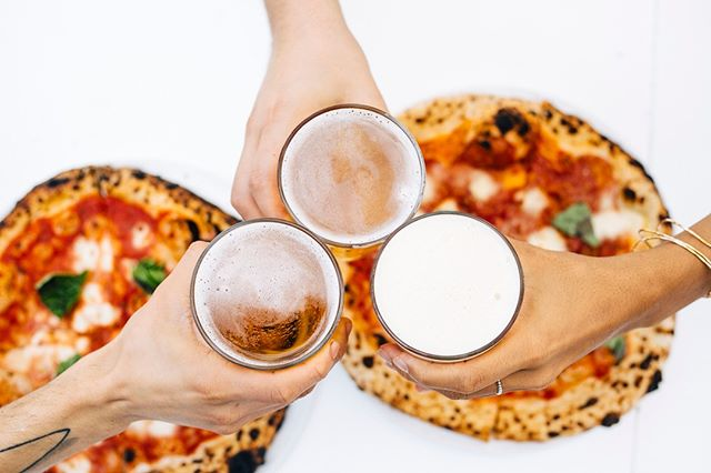 Surround yourself with pizza, beer, and good friends... not negativity.⠀⠀⠀⠀⠀⠀⠀⠀⠀ -⠀⠀⠀⠀⠀⠀⠀⠀⠀ -⠀⠀⠀⠀⠀⠀⠀⠀⠀ -⠀⠀⠀⠀⠀⠀⠀⠀⠀ #itsavibe #friendslovepizza #eattogether #fresheats #isolapizza #isolapizzabar #isolapizzasd #italianfood #sdeats #diningout #youstaythirstysd #sandiego #bestpizza #authenticitalian #italiancuisine #lajolla #littleitaly #littleitalysd #sandiegoeats #yelpsd #youstayhungrysd #italian #pizza #coastcreative