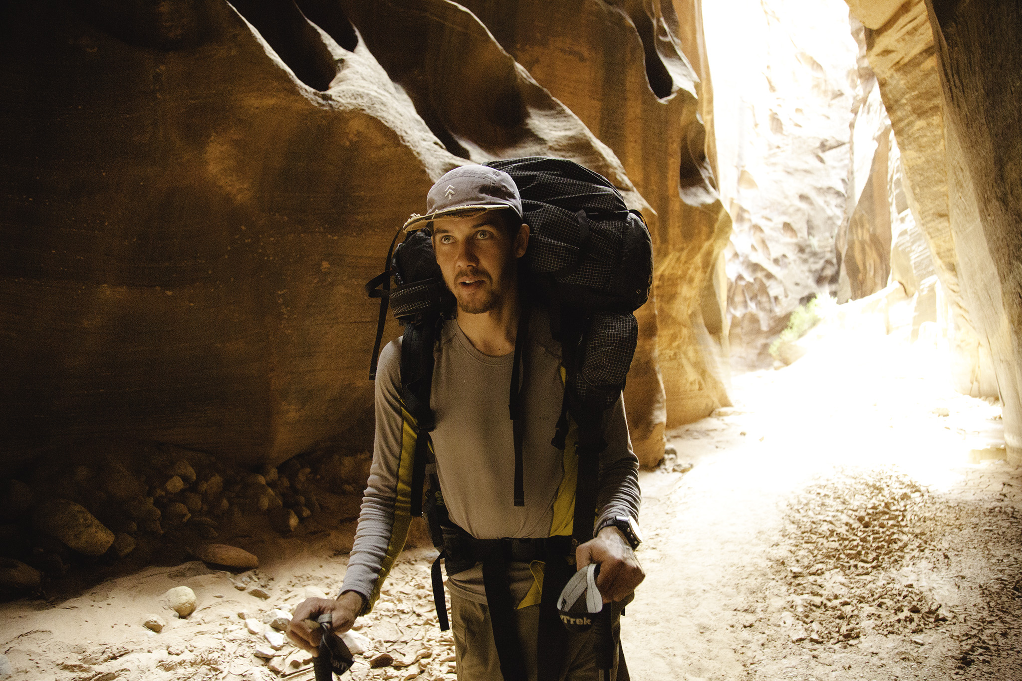 backpacking paria canyon