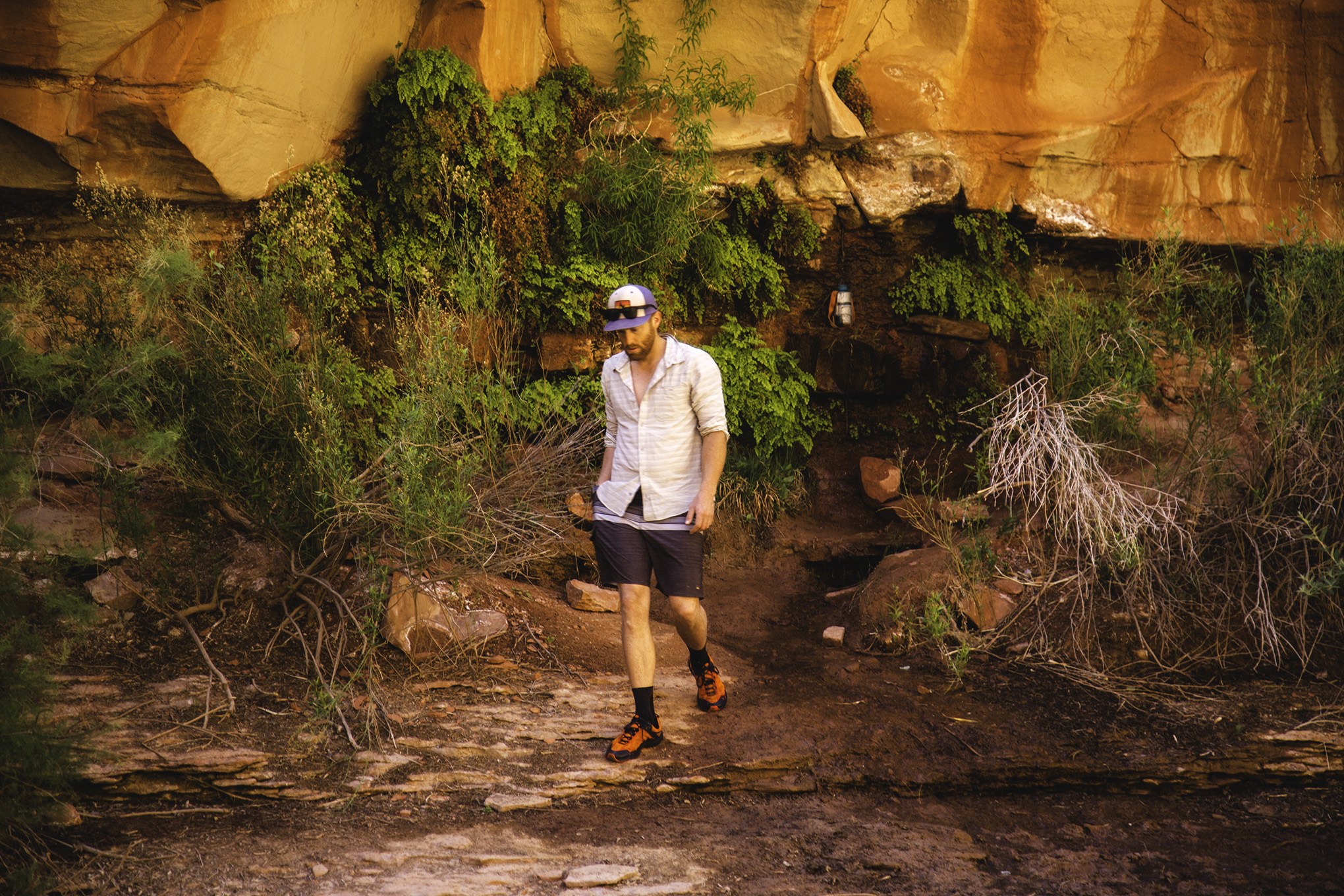 paria canyon last reliable springs