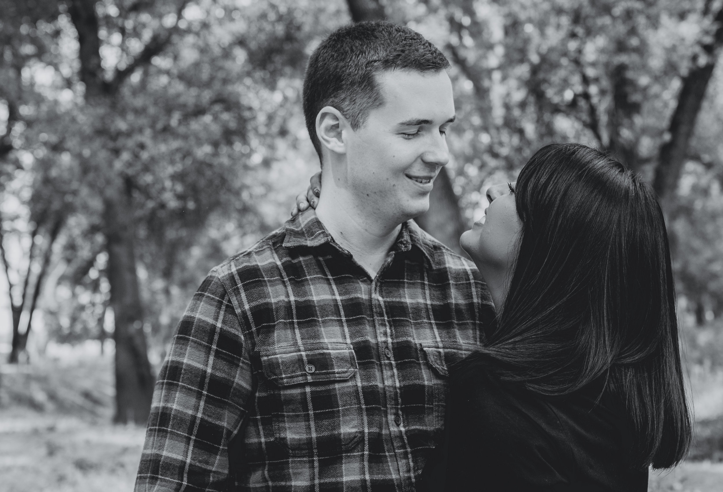 Gavin and I. Picture taken by  Camila Jones Photography.