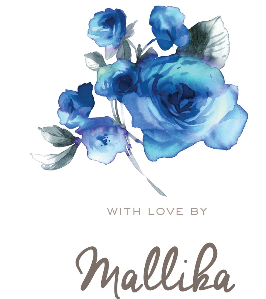With Love by Mallika logo