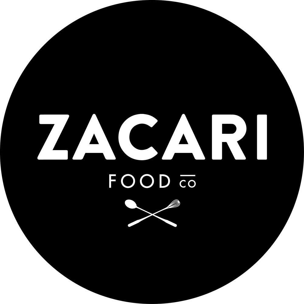 Zacari Food Co Logo