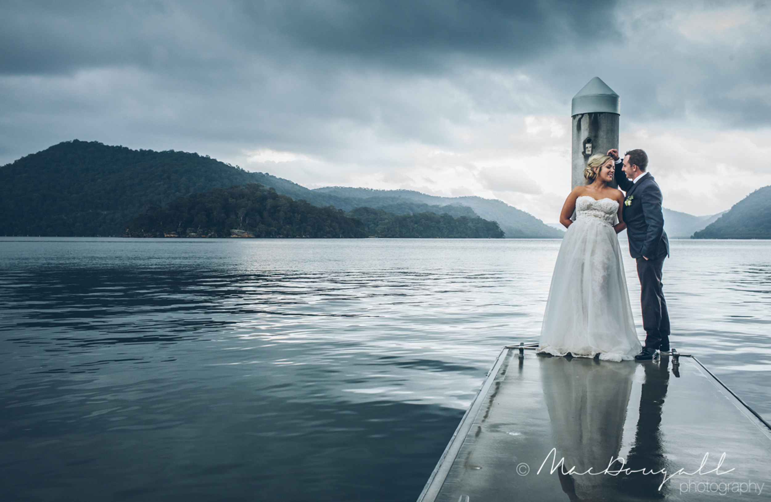 MacDOugall Photography Real Wedding