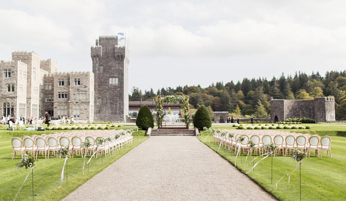 Image: Courtesy Ashford Castle