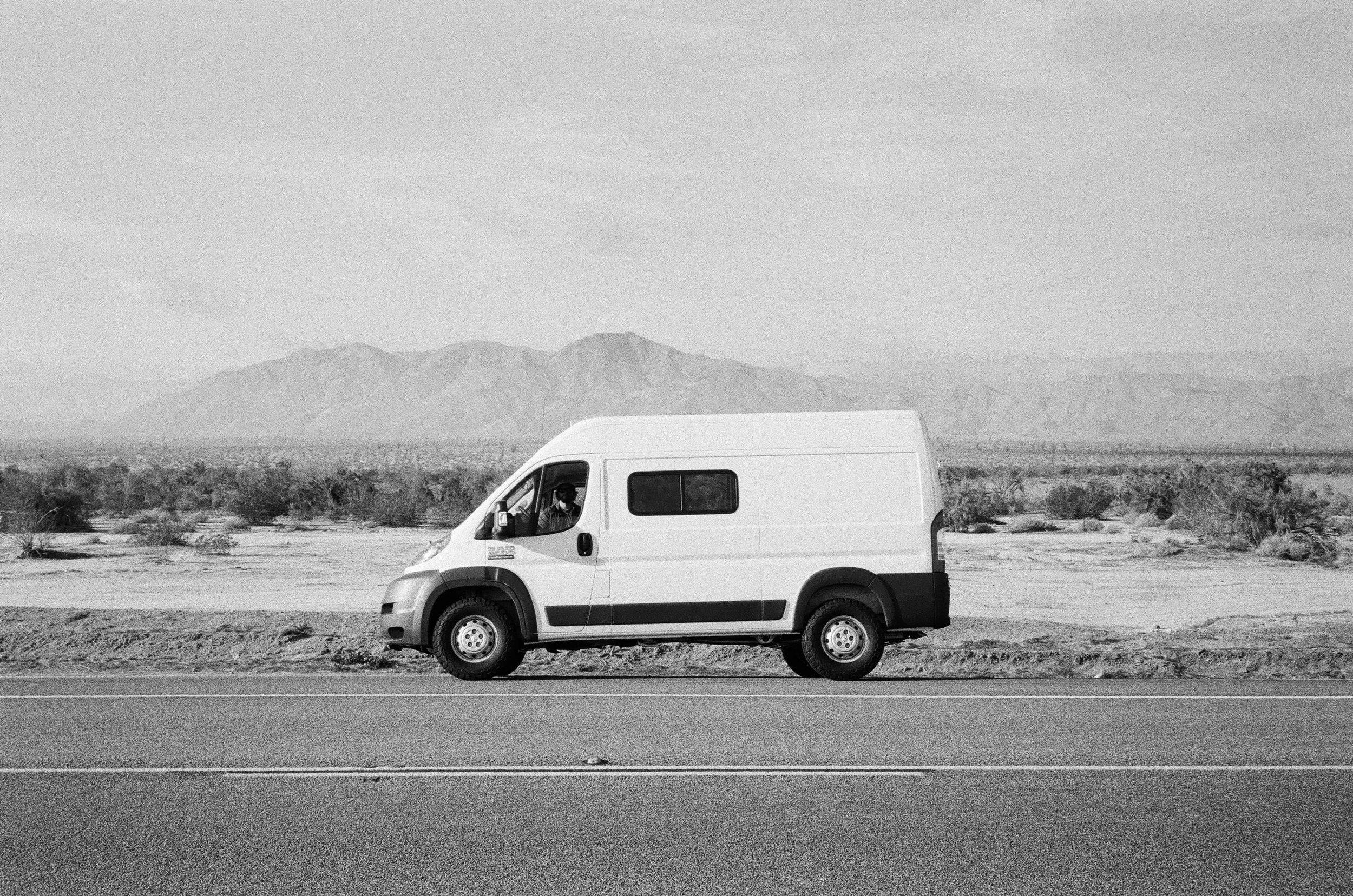 van, baja californiana 2019