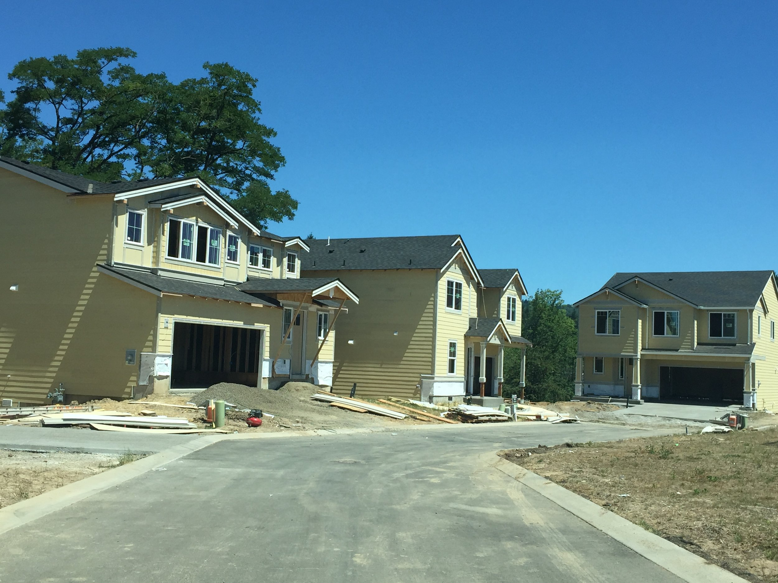 I strongly believe that builders should allow buyers to protect their (very large) purchase through professional home inspections completed during the construction process. Why do you think some of them don't allow this?