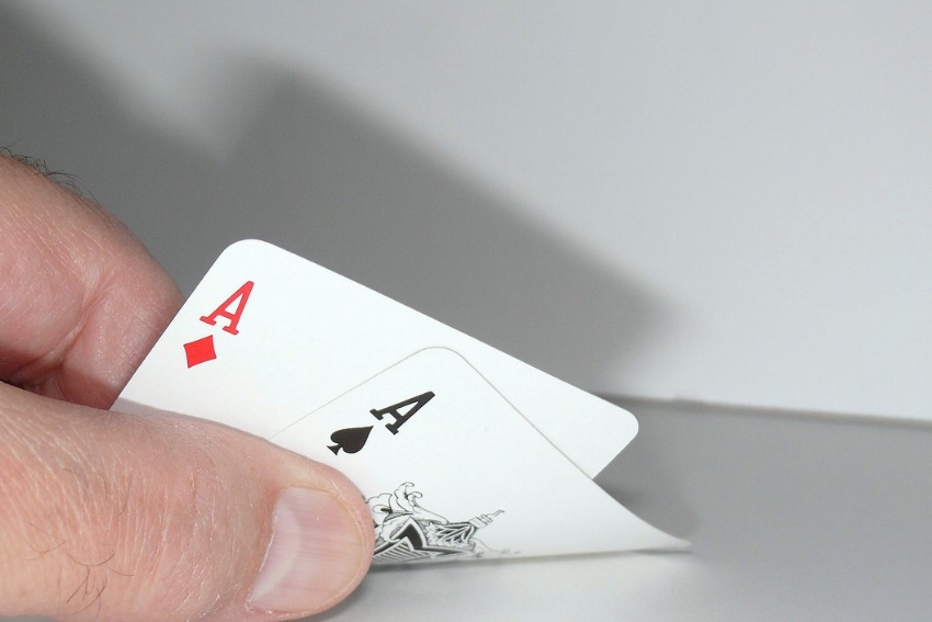 When playing Texas Hold 'Em, how excited does this make you?