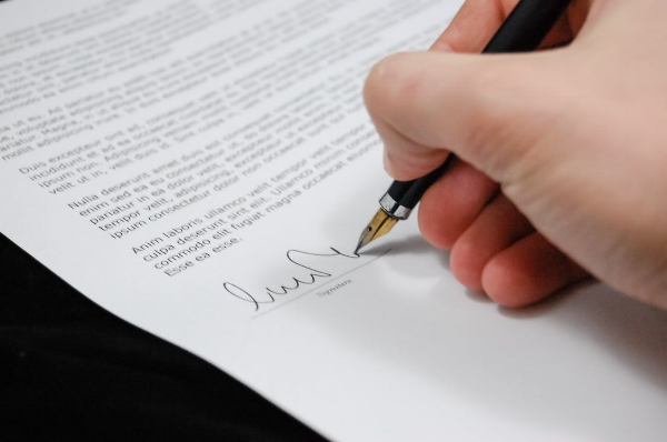 Definitely make sure that any contracts you sign are in a language you can read...