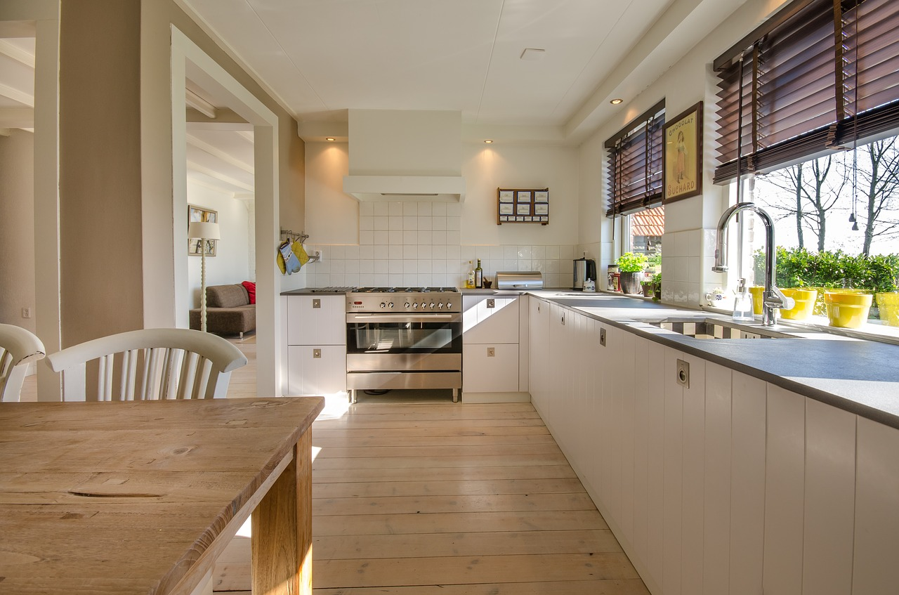 A kitchen remodel on a modest budget can work if you don't change the footprint!