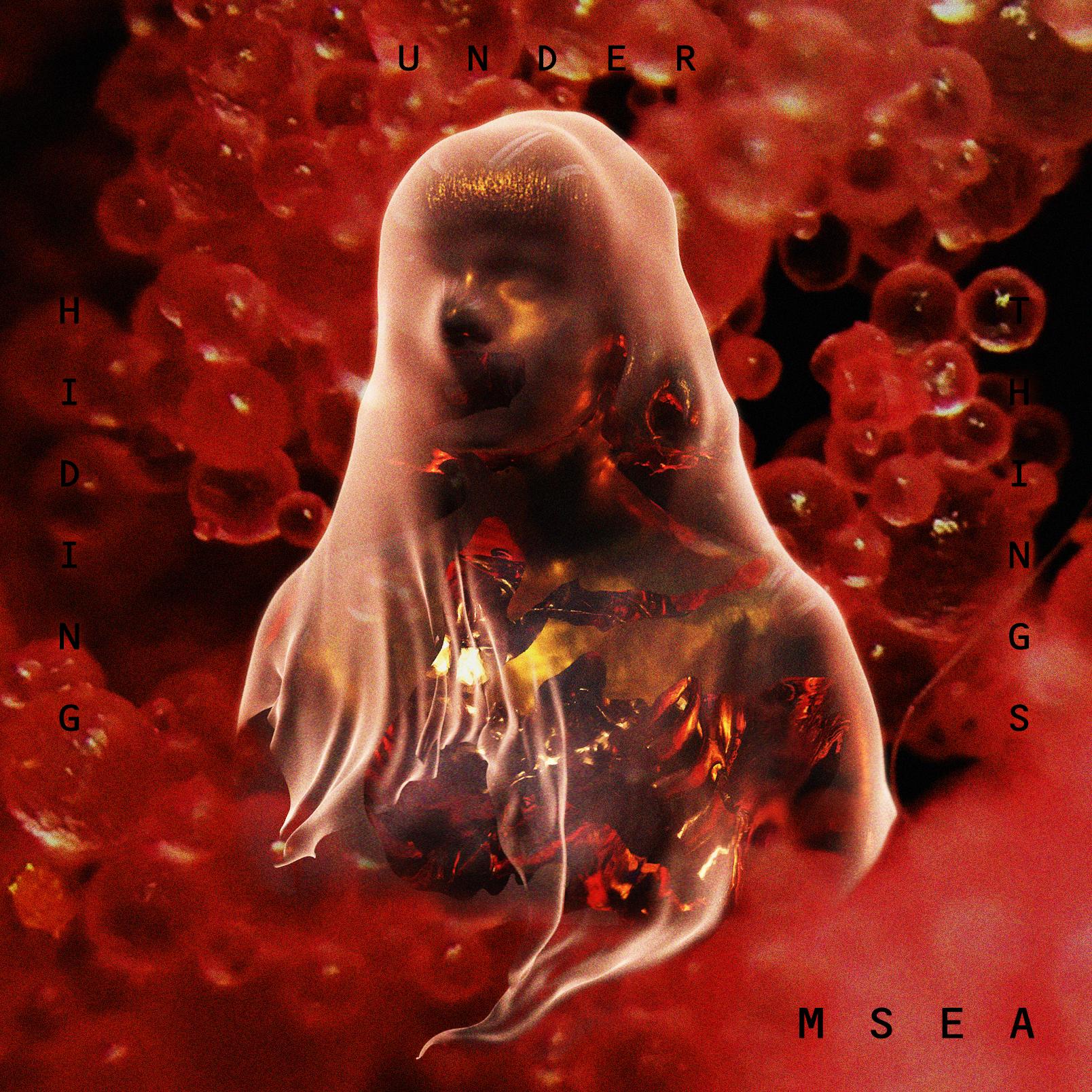 MSEA_HIDING UNDER THINGS_EP COVER.jpg