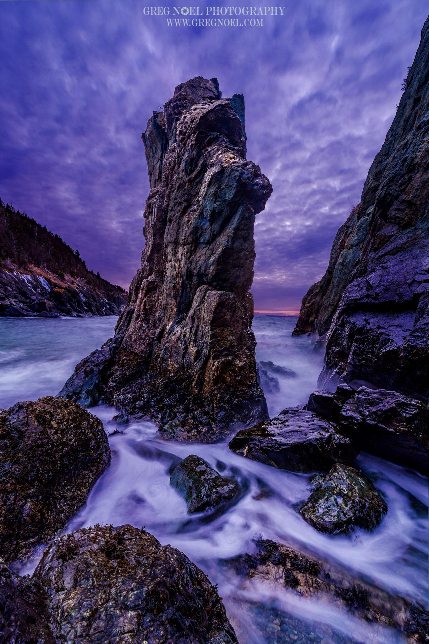 Beachy Cove Stack Sunset-1.jpg