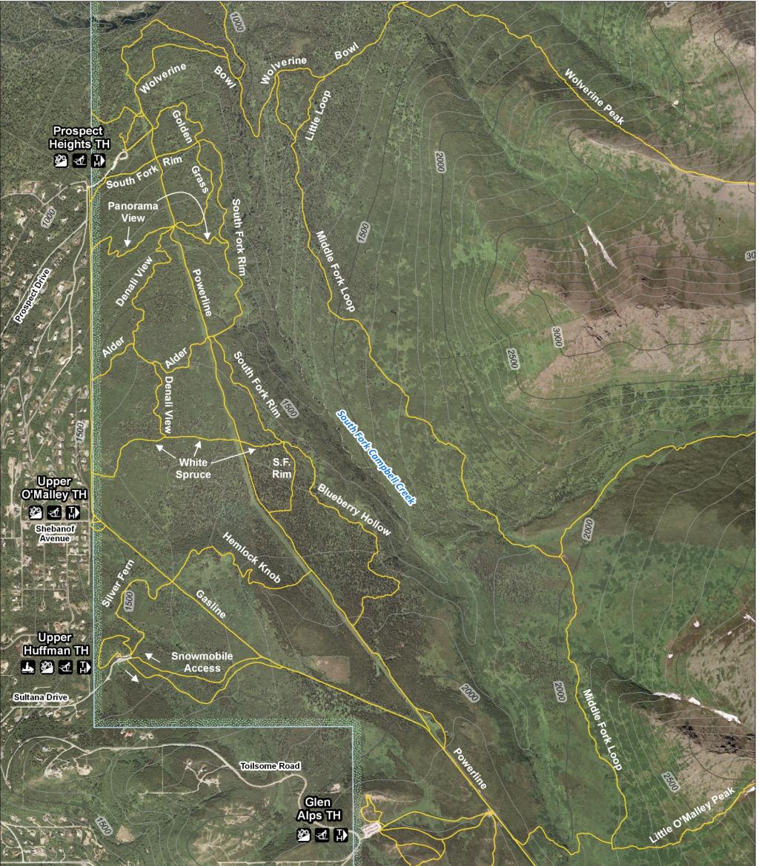 Chugach State Park Trails. Source: http://dnr.alaska.gov/Assets/uploads/DNRPublic/parks/maps/anchoragehillsidetrailguide.pdf