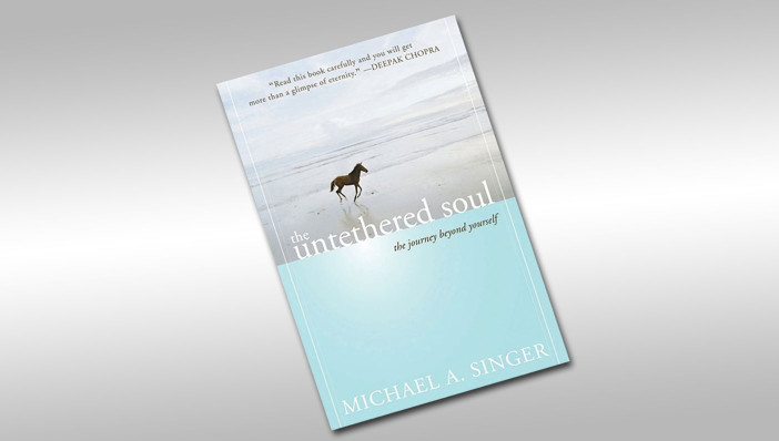 THE UNTETHERED SOUL by Michael A. Singer mentioned by Special Guest, Teddy Bass in Episode 7 of TALK ABOUT GAY SEX podcast