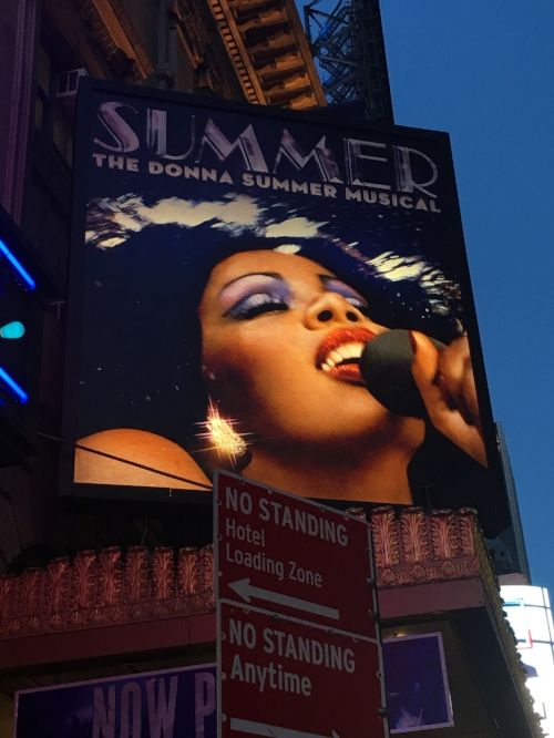 Legendary icon, Donna Summer is the subject of SUMMER: THE DONNA SUMMER MUSICAL now on Broadway! The show is not to be missed!