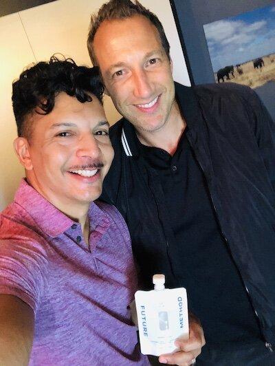 Host Steve V. Rodriguez and Dr. Goldstein on EP 121