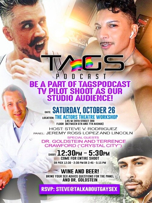 gay sex podcast