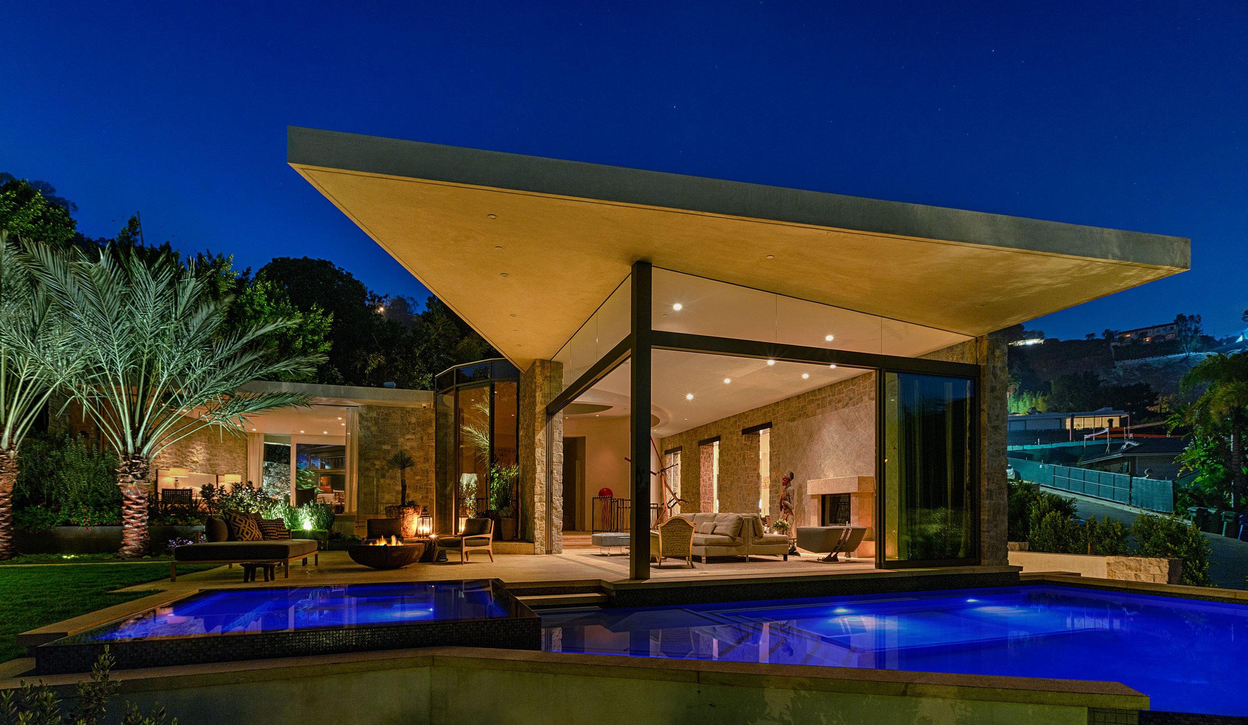 The Bayou House