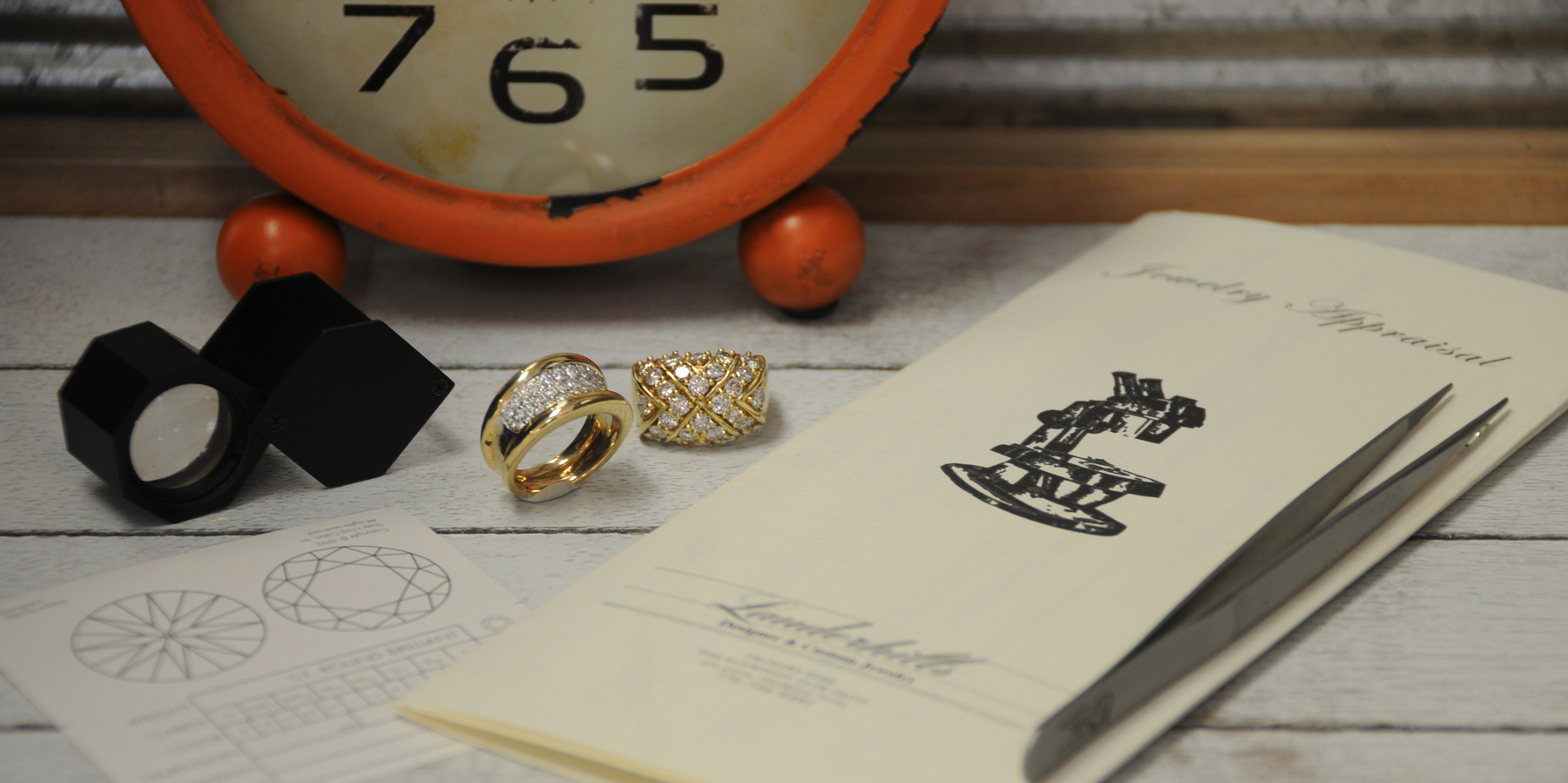 New and Updated Jewelry Appraisals