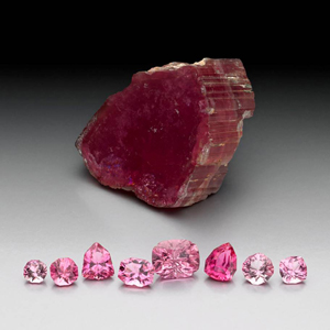 Pala, CA Pink Tourmaline (Exclusive)