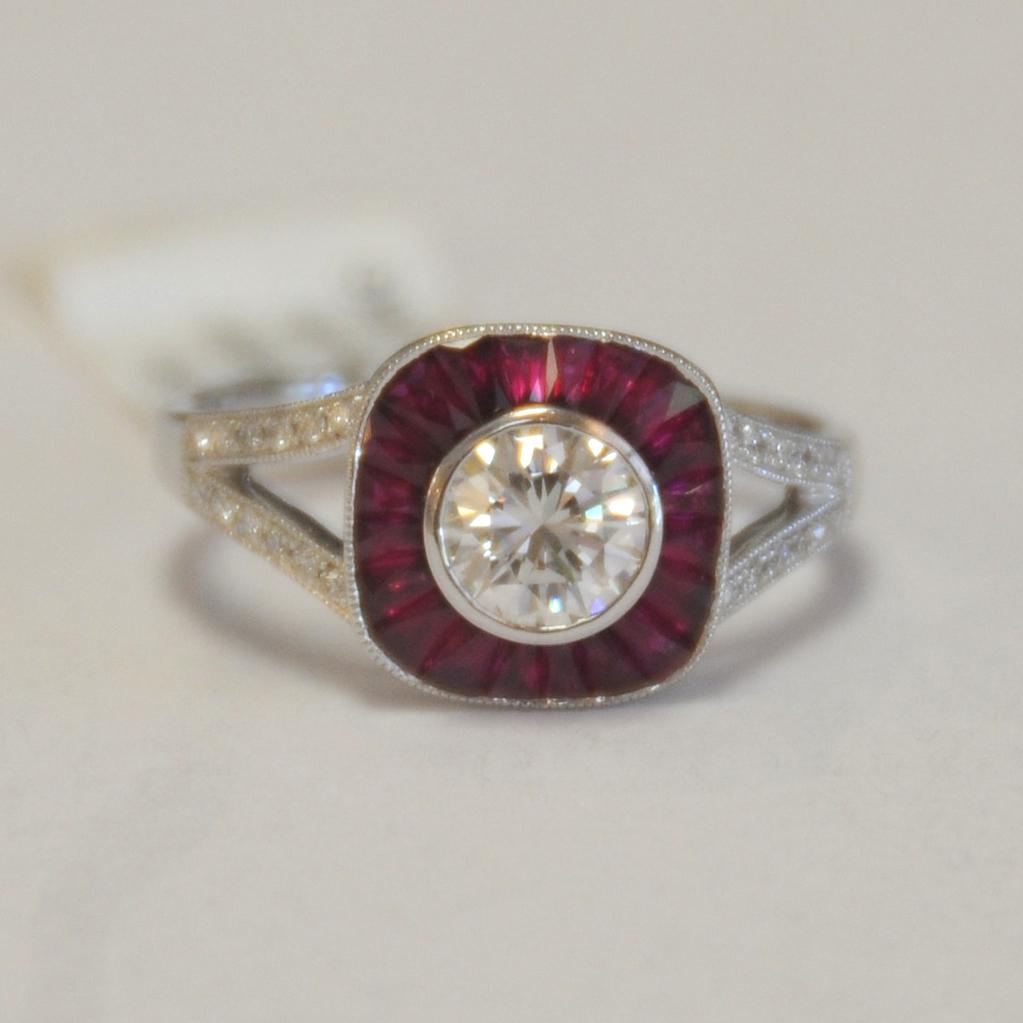 #8 Ruby & Diamond