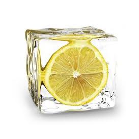 ハーブや果物を入れてオリジナル氷にアレンジ -