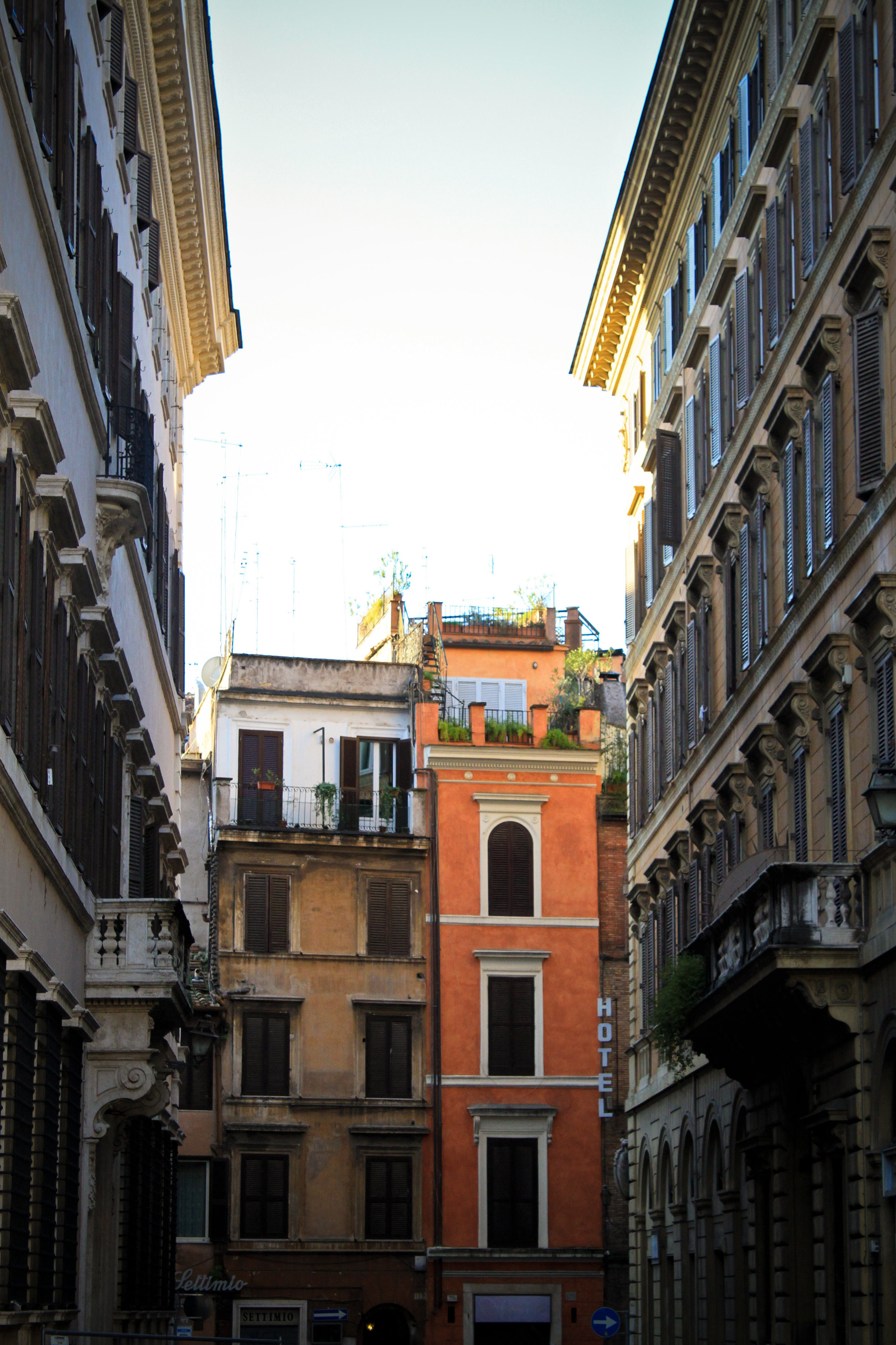 Rome, Italy, November 2015
