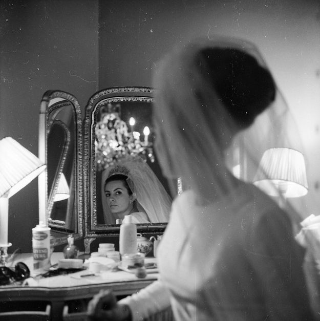 Dreamy Bride 1960s