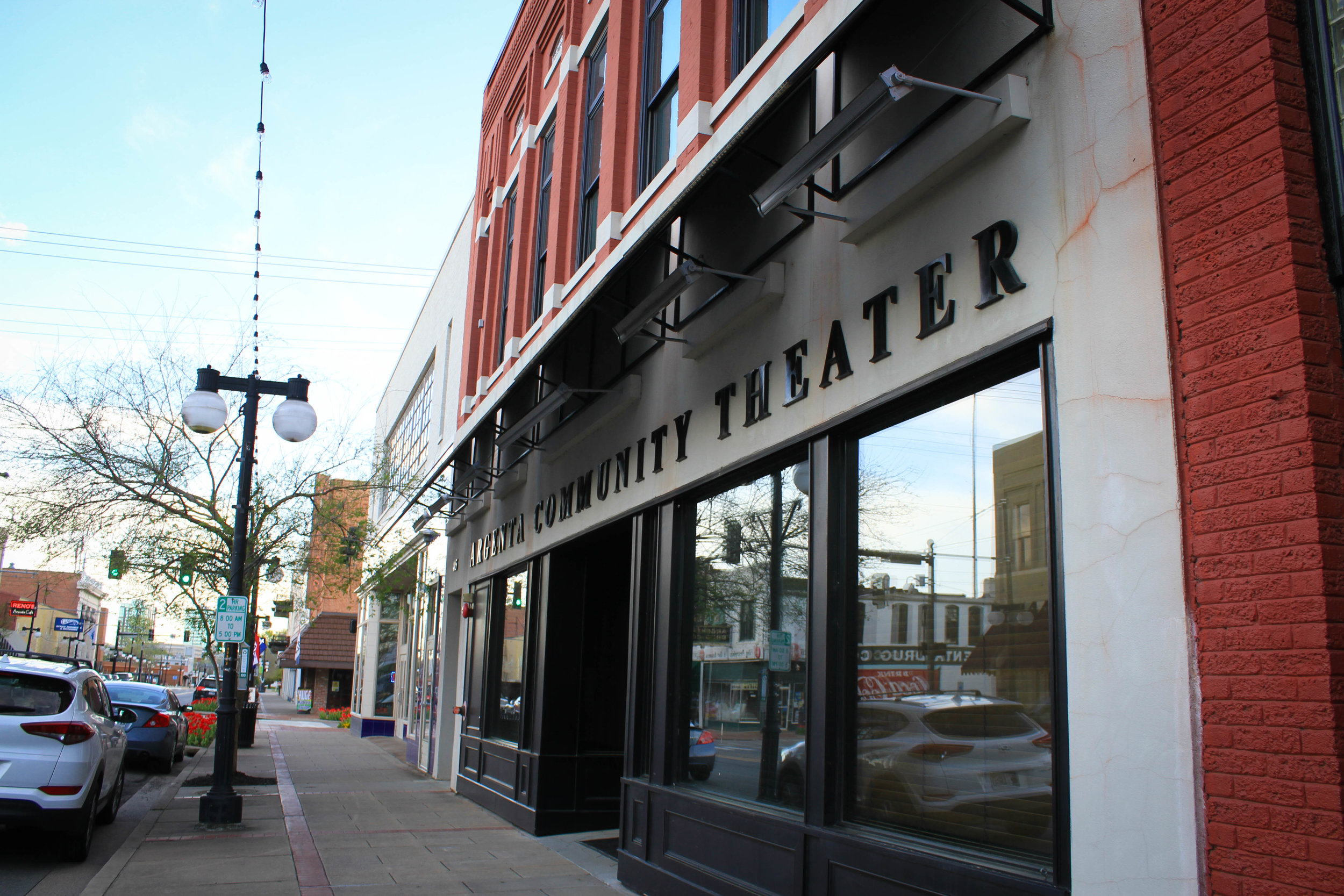 Argenta Community Theater, North Little Rock