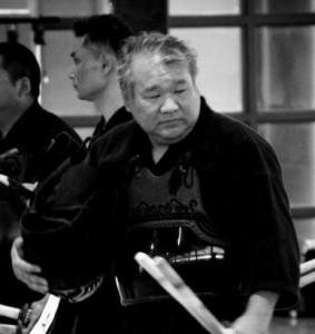 Sakamoto Sensei (Current Head Instructor)