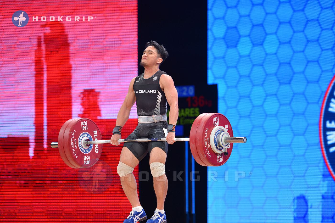 Ianne Guinares World Weightlifting Champs Houston