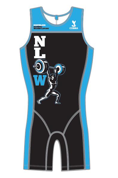 Northland Weightlifting Club Suit - NZ
