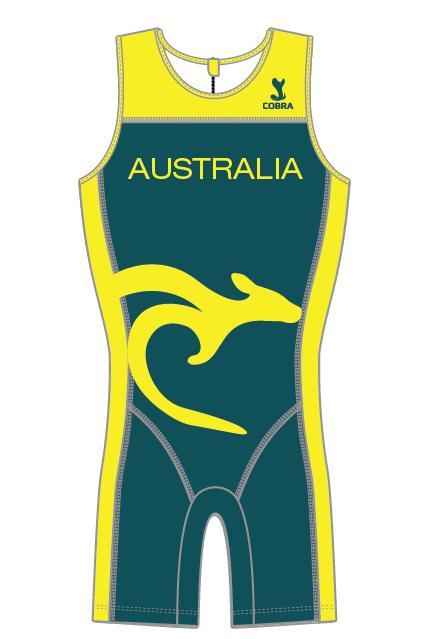 Australian Concept Suit Design