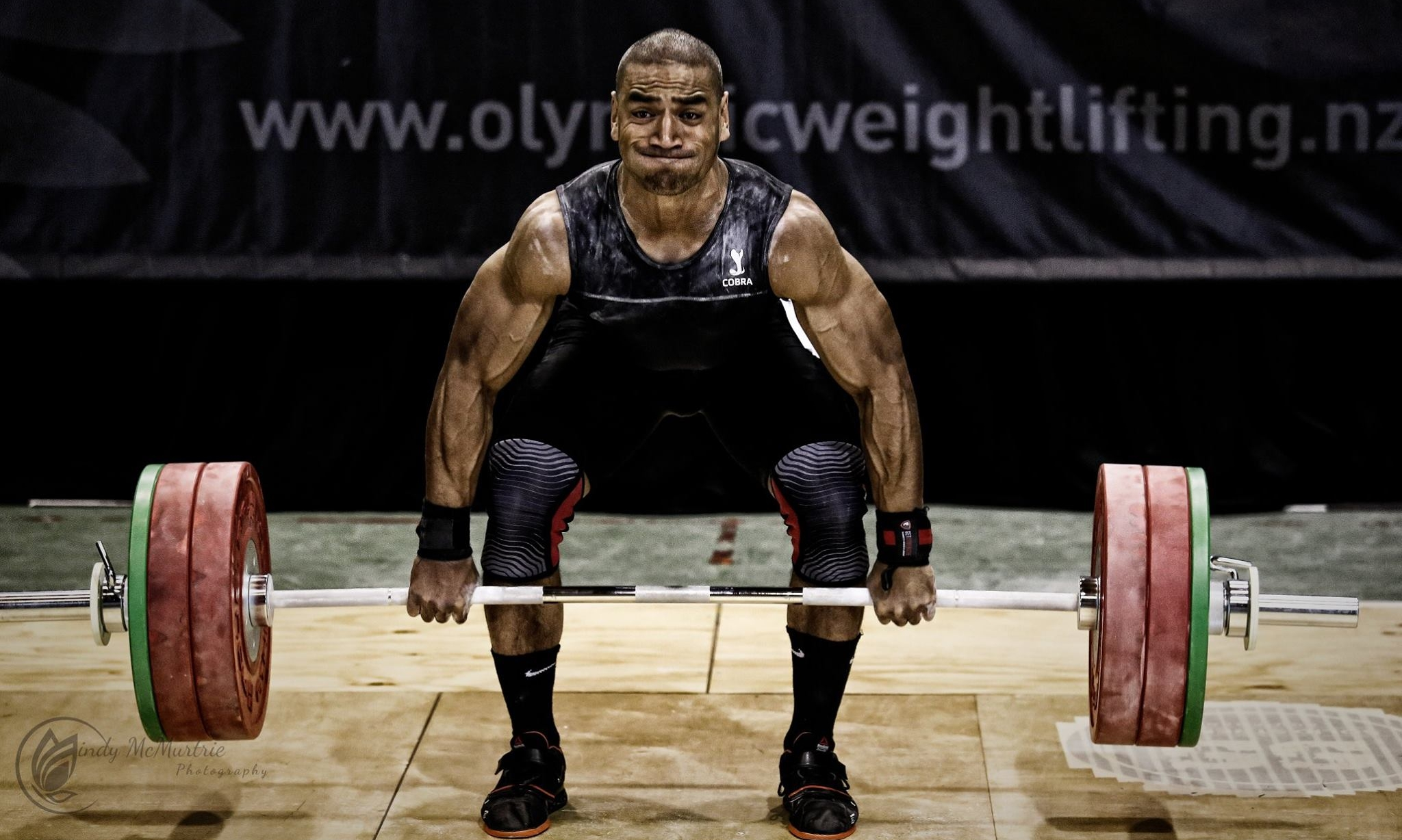 Olympic Weightlifting Suit - Australia