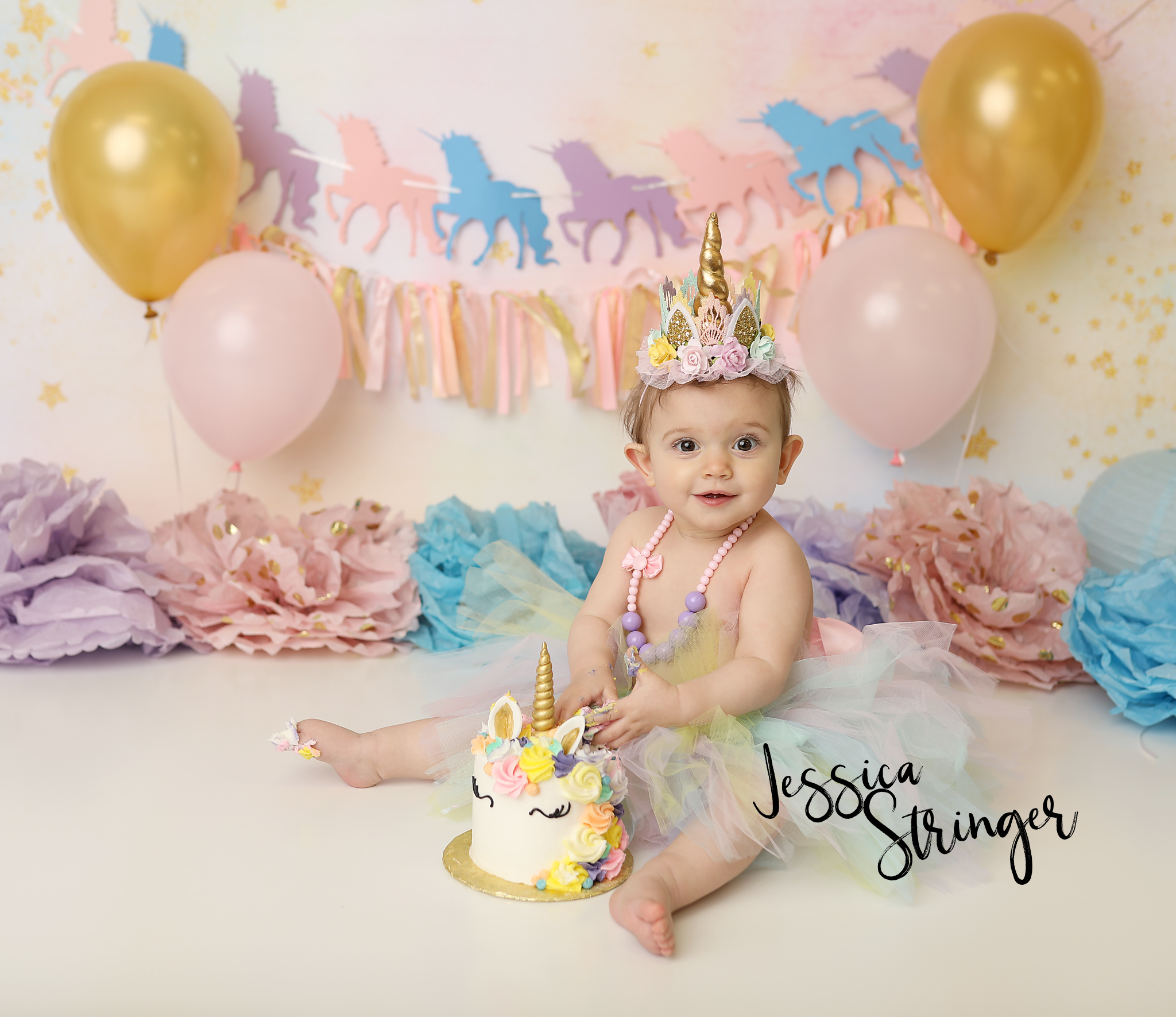 FIRST BIRTHDAY / CAKE SMASH GALLERY - CLICK HERE