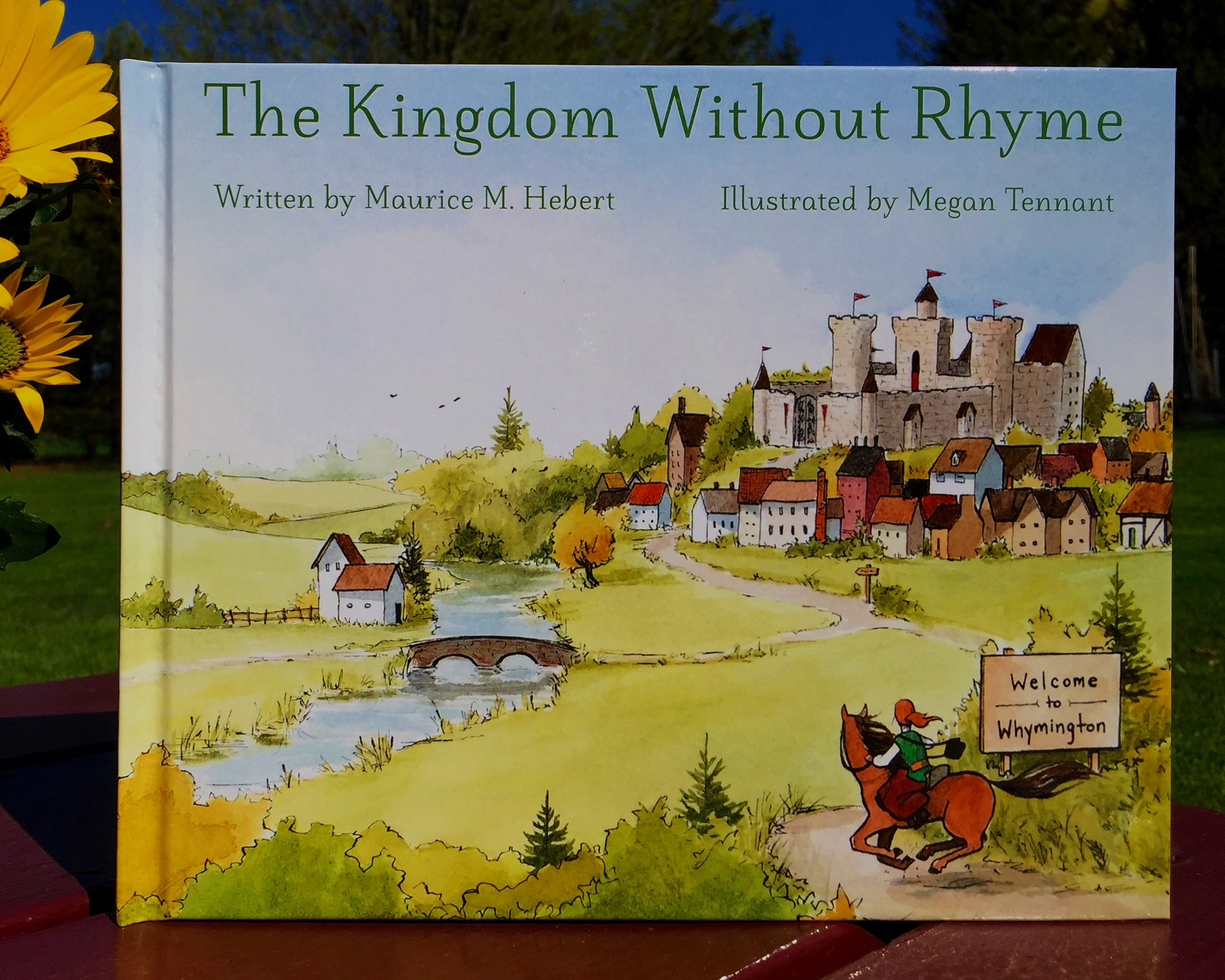 The Kingdom Without Rhyme - Our New Book
