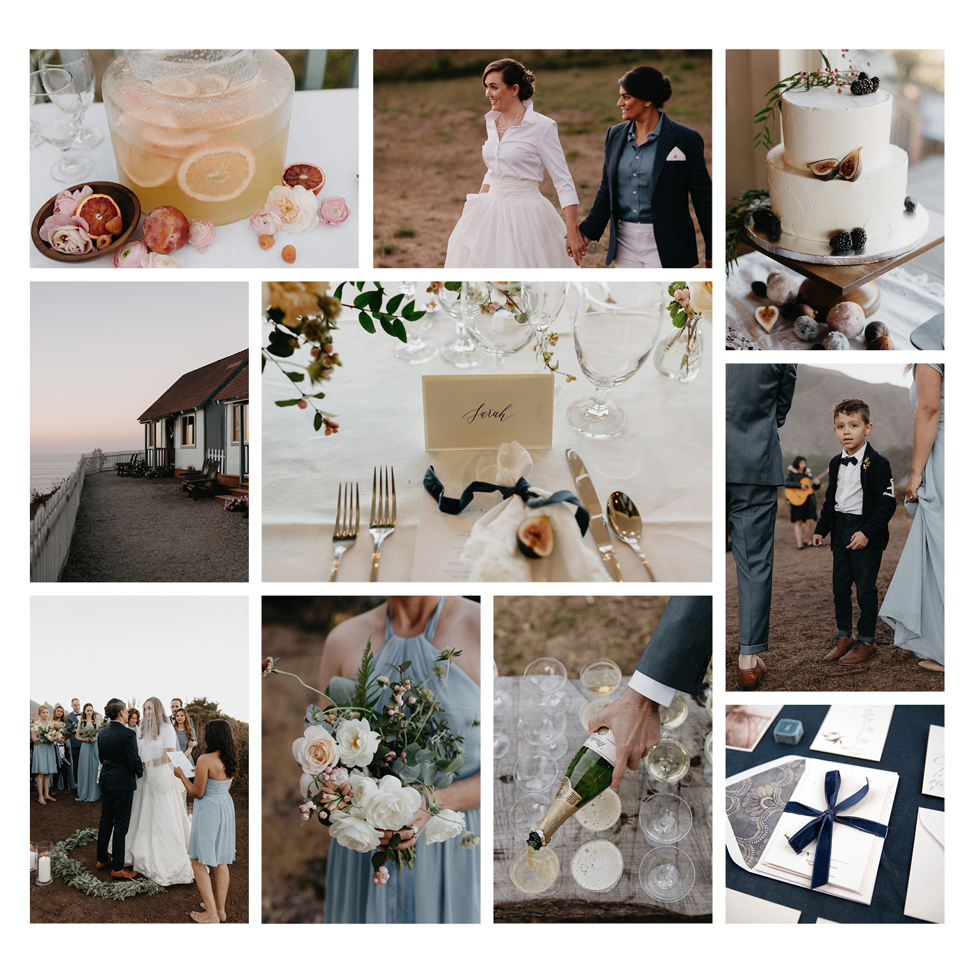 Credits:  Nirav Patel,   Harvesting Love Events ,  Max Cutrone ,  Kipper Clothiers ,  Lambert Floral Studio ,  Kelly Hamilton ,  La Tavola ,  Tankerville Press ,  Olive Branch and Co.