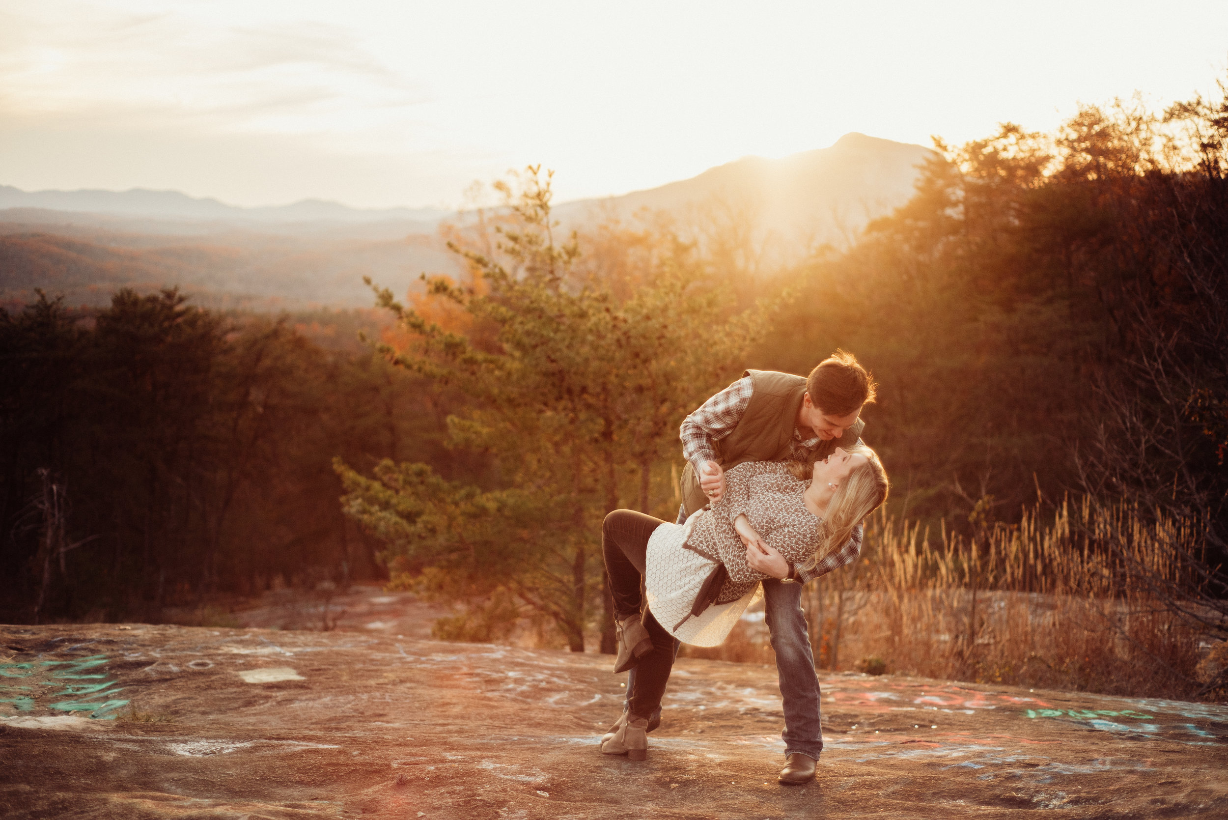 Mountain top engagements 2