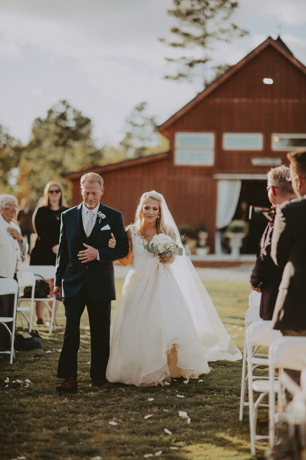 southern barn wedding 2